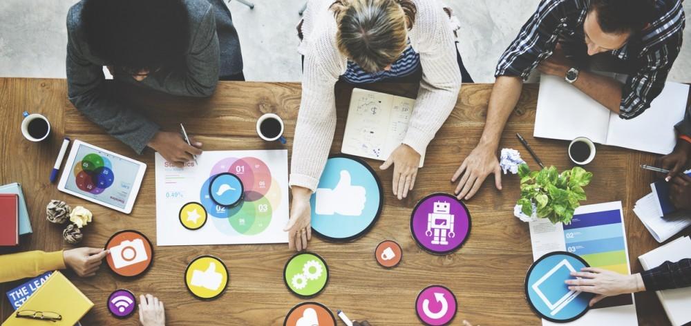 Building customer relationships through social media