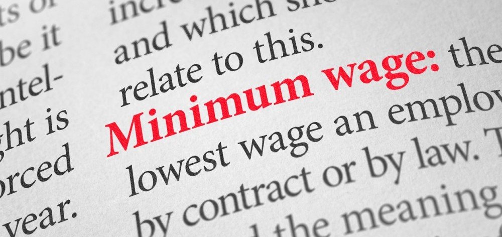 Minimum wage increase from 1 July 2017