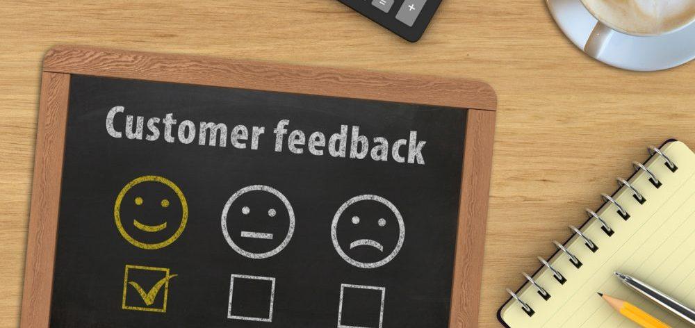 Turning negative customer feedback around