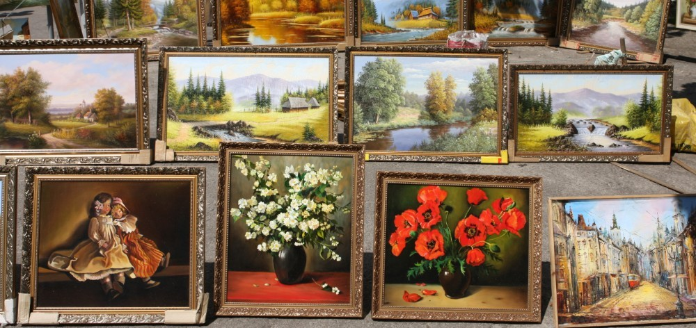 ATO teams with insurance policies to identify artworks and collectibles