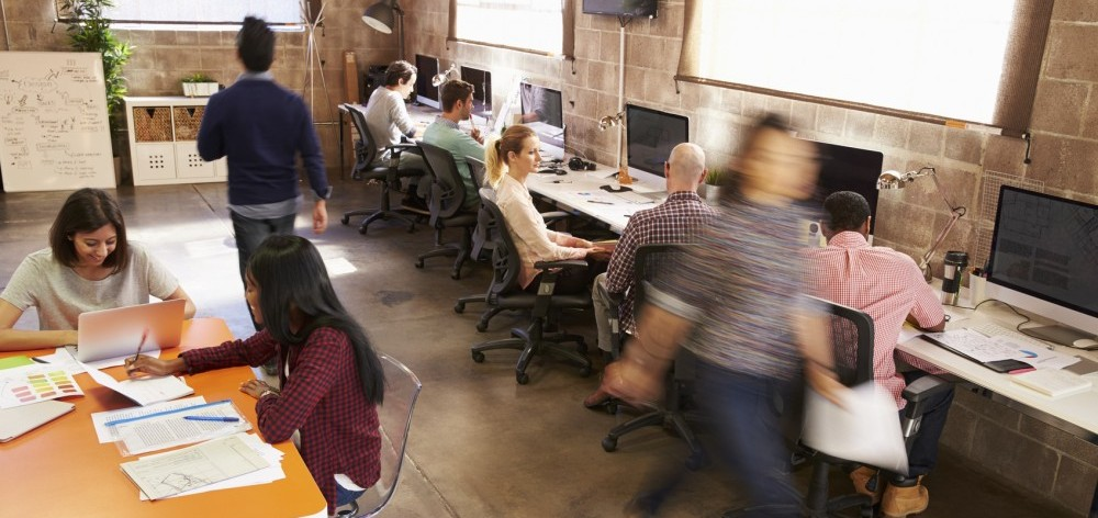 Making your office space more productive