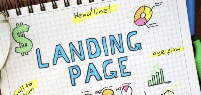 Improving your landing page conversion rates