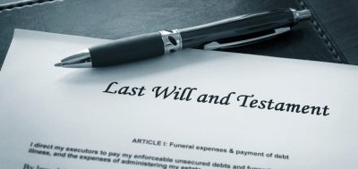 Five reasons to write a Will