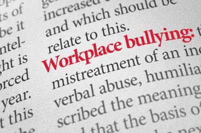 Creating an anti-bullying workplace culture