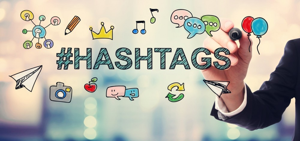 Tips for using holiday hashtags