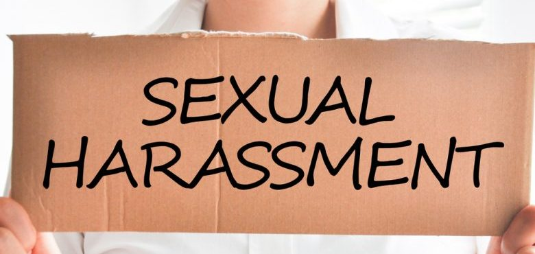 Sexual harassment and the workplace