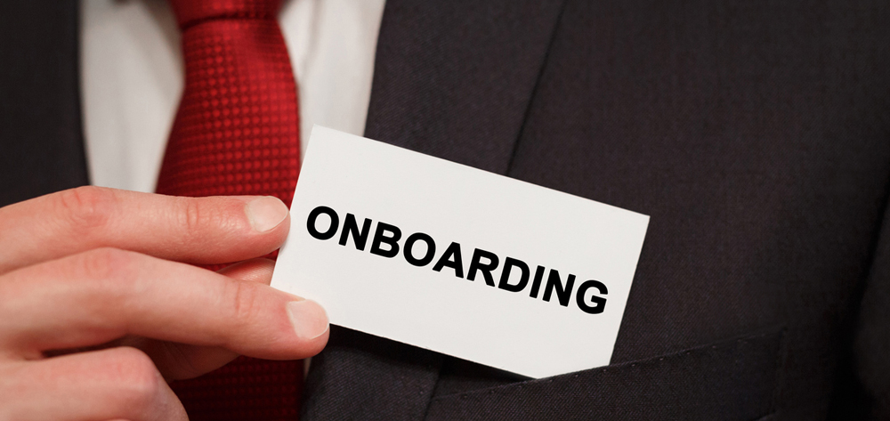 Onboarding tips
