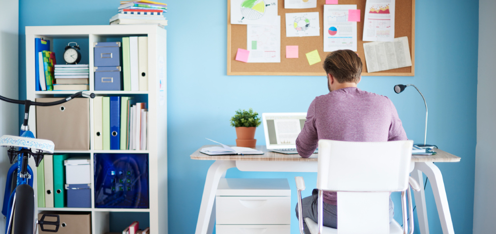 Claiming tax when working from home