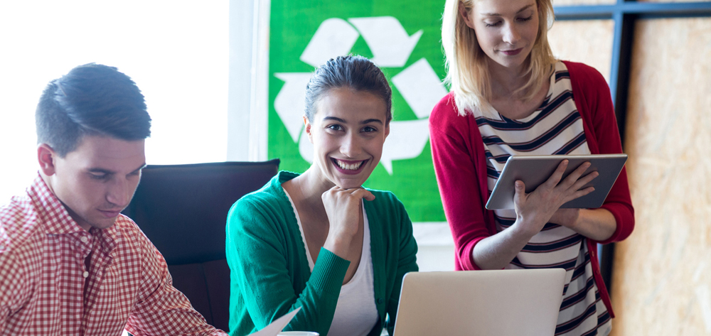 Ways going green can save your business money