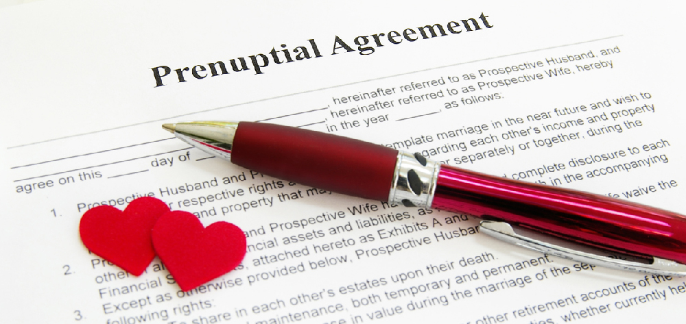 The ins and outs of prenuptial agreements