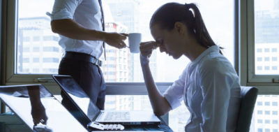 Managing work-based anxiety