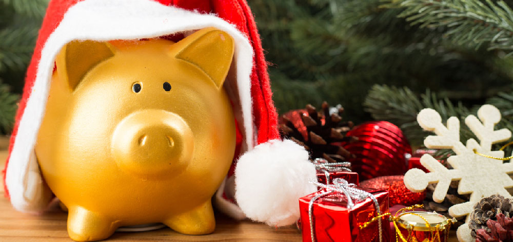 Start saving for the Christmas period early