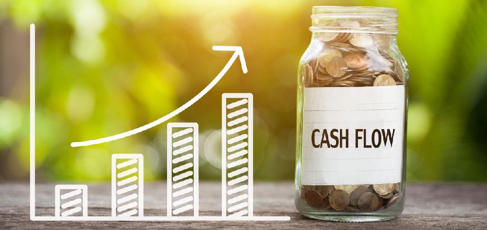 Creating a business cash flow forecast