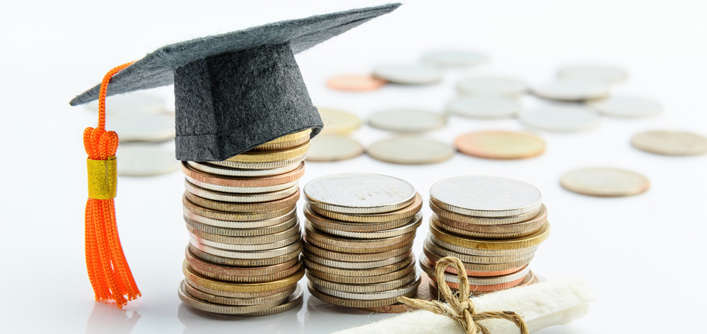 Handling deductions for self-education expense