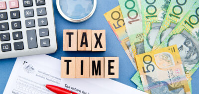 Income Tax cuts in Federal Budget Benefiting high income earners