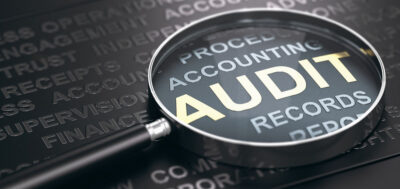 What do tax audits involve?