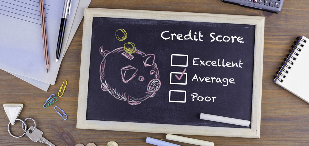 Repairing errors in your credit score