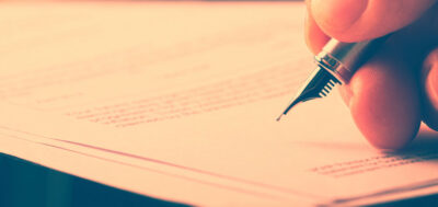 What isn't covered in a will?