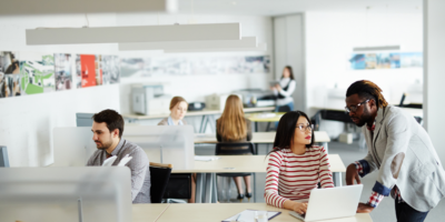 How Do We Make The Office Work More Productively, Post-Covid?