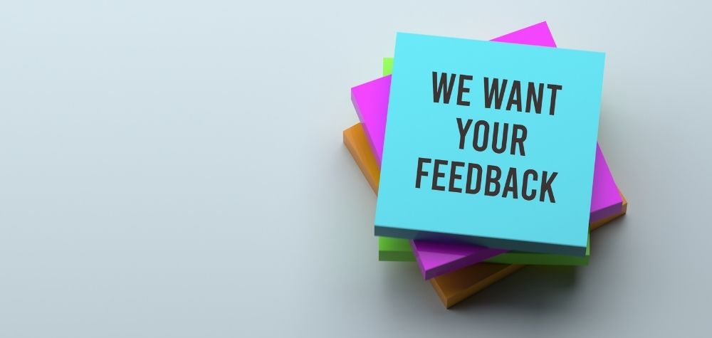 Using Feedback As A Tool For Your Business's Growth