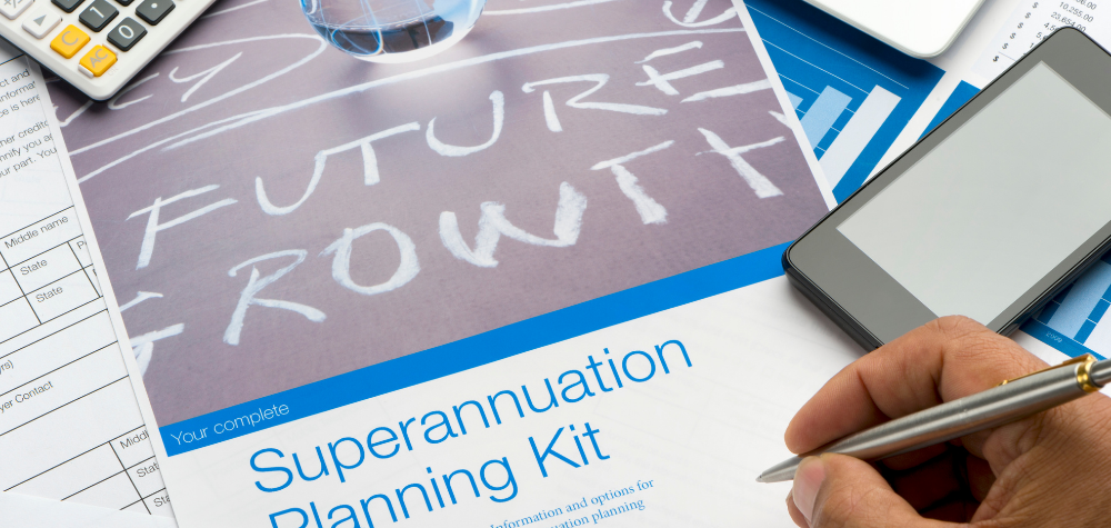 Superannuation Changes That Have Recently Passed